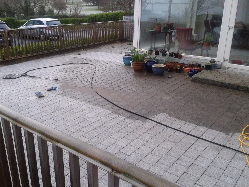 CLEANIT PROFESSIONAL POWER WASHING/ PRESSURE WASHING/CLEANING