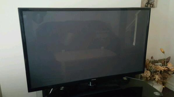 Spair or Repair 52 Samsung tv plasma