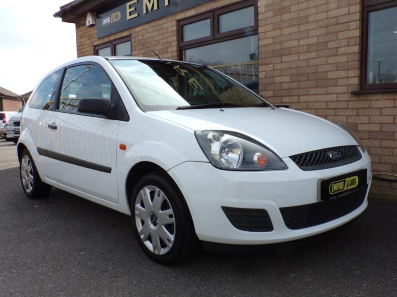 2007 FORD FIESTA 1.25 STYLE CLIMATE HATCHBACK PETROL
