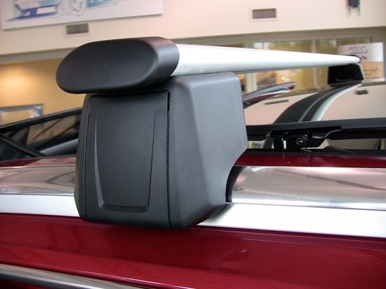 Audi Q5 Roof Bars. Genuine. Brand New & Boxed.
