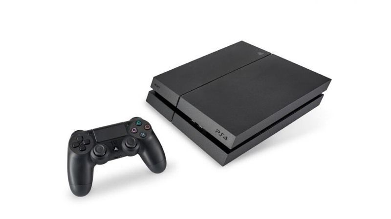 Sony PS4 newest silent version 500gb