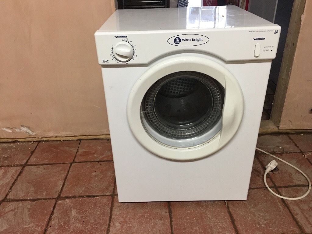 WHITE KNIGHT DRYER 37AW IN PERFECT WORKING CONDITION