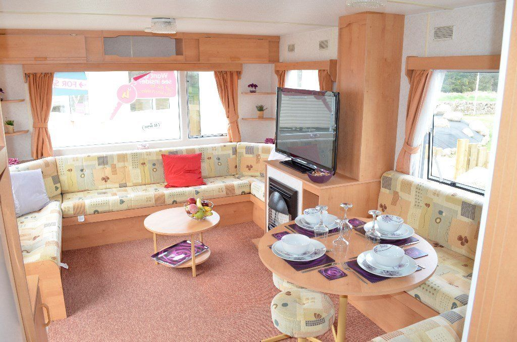 *****{{{{ Superb Starter Static Caravan on Southerness Site Fees Included}}}}}*****
