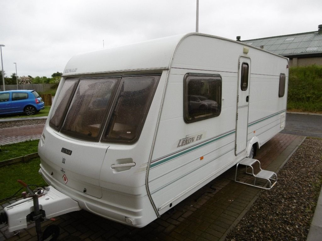 Lunar Lexon EB 2003 4 Berth Fixed Bed