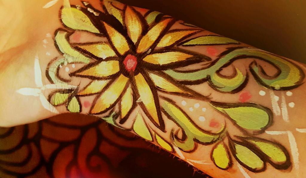 Jo's face painting/painter and glitter tattoos for parties and events