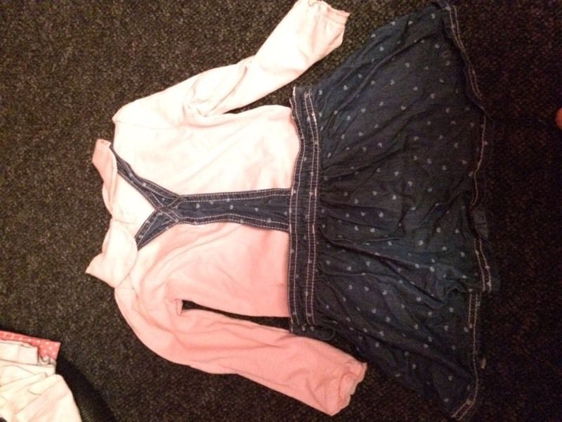 Baby girl outfit 12-18 months