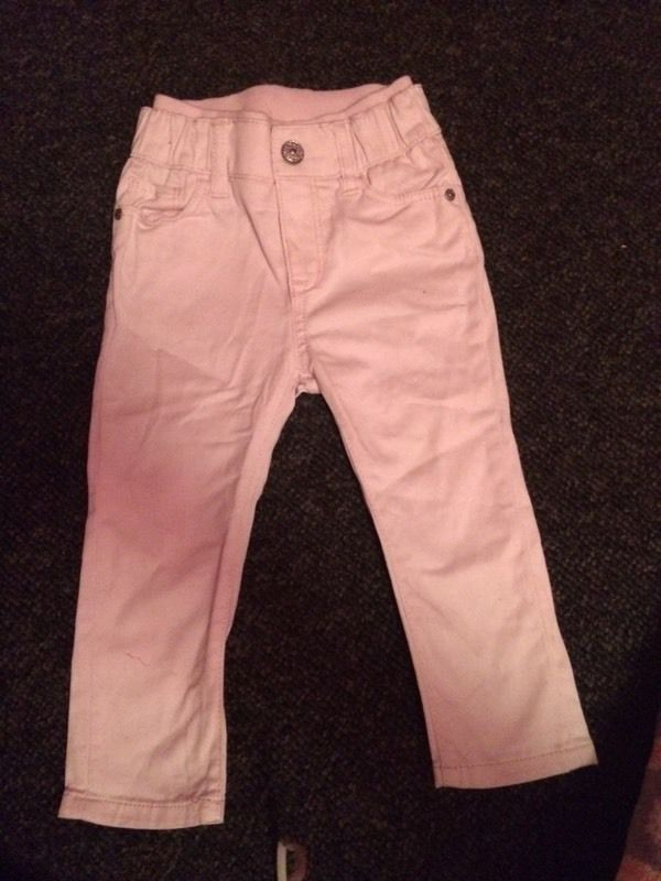 Baby girl 12-18 months jeans h&m