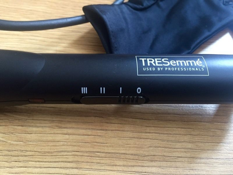 TRESemmè curling wand