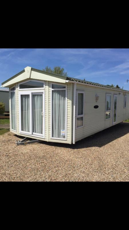 Static Caravan Nr Clacton-on-Sea Essex 3 Bedrooms 6 Berth Pemberton Abingdon
