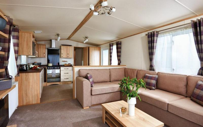 Static Caravan Nr Clacton-on-Sea Essex 3 Bedrooms 8 Berth ABI Fairlight 2016