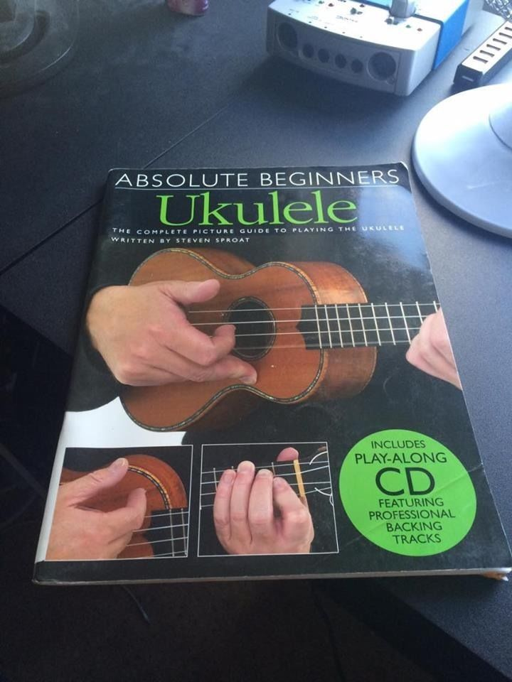 Absoloute Beginners Ukulele Guide