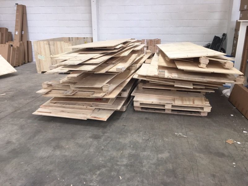 Free Plywood - collection from Rettendon