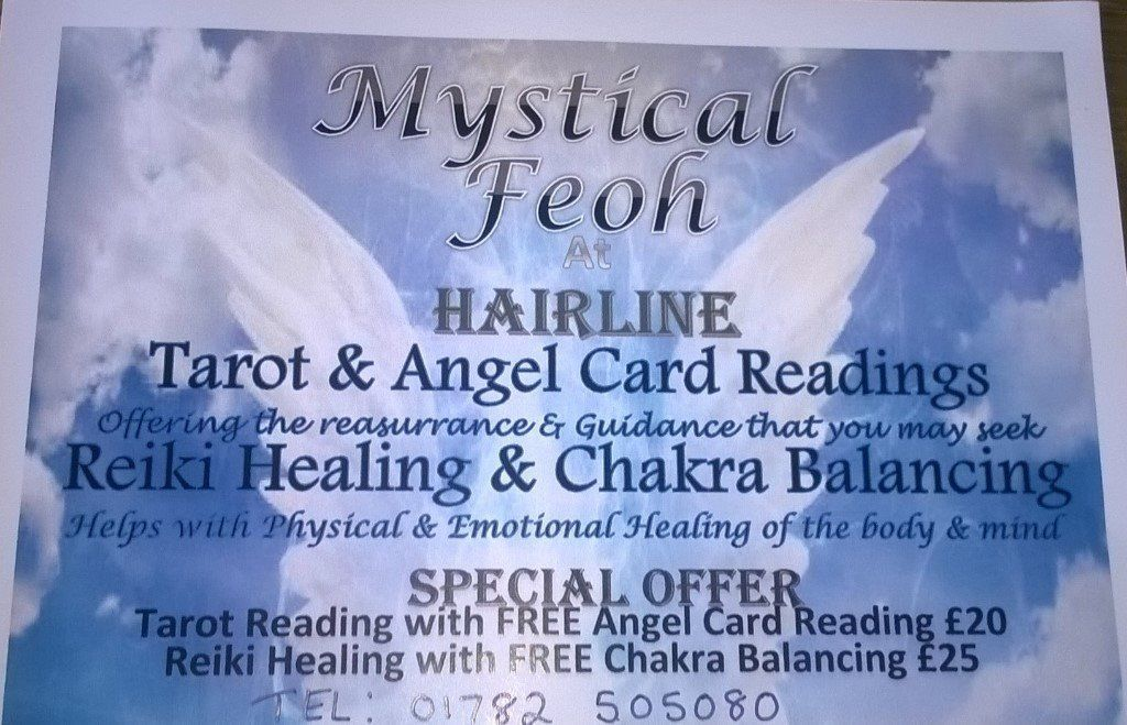 TAROT READINGS - ANGEL CARD READINGS - REIKI HEALING - CHAKRA BALANCING
