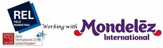 Field Sales Representative - Mondelez (Lancaster) - Part Time!