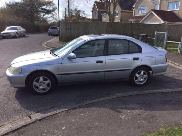 HONDA ACCORD AUTOMATIC OCTOBER MOT CAMBELT CHANGE ALLOY (FORD VAUXHALL MAZDA BMW RENAULT CITROEN )