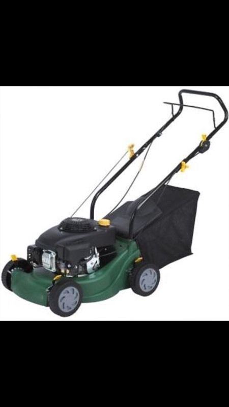 Petrol Lawnmower 99cc BRAND NEW AND SEALED
