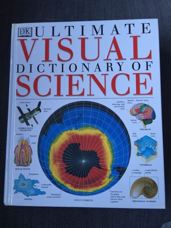 THE ULTIMATE VISUAL DICTIONARY OF SCIENCE