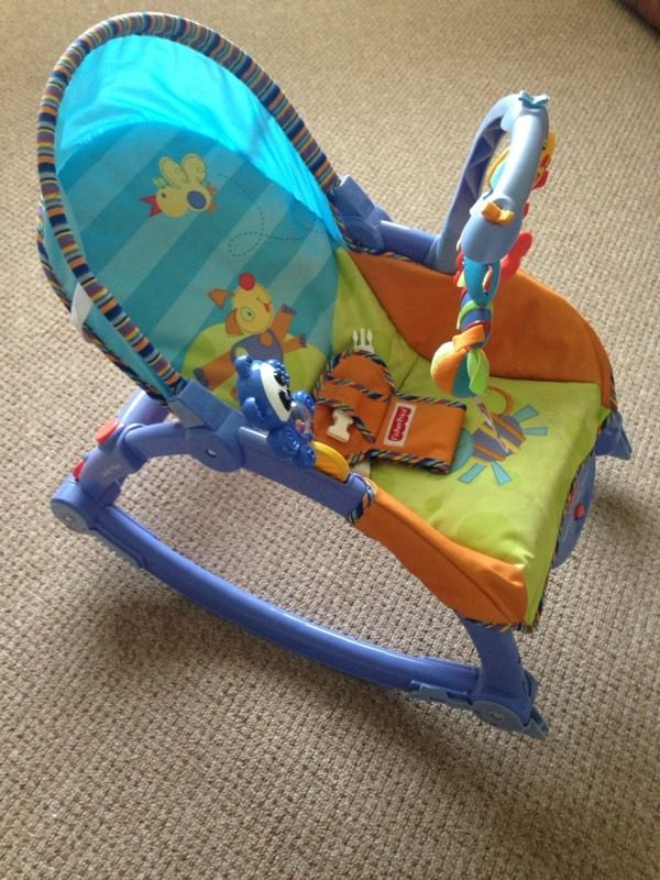 Fisherprice newborn to toddler rocker