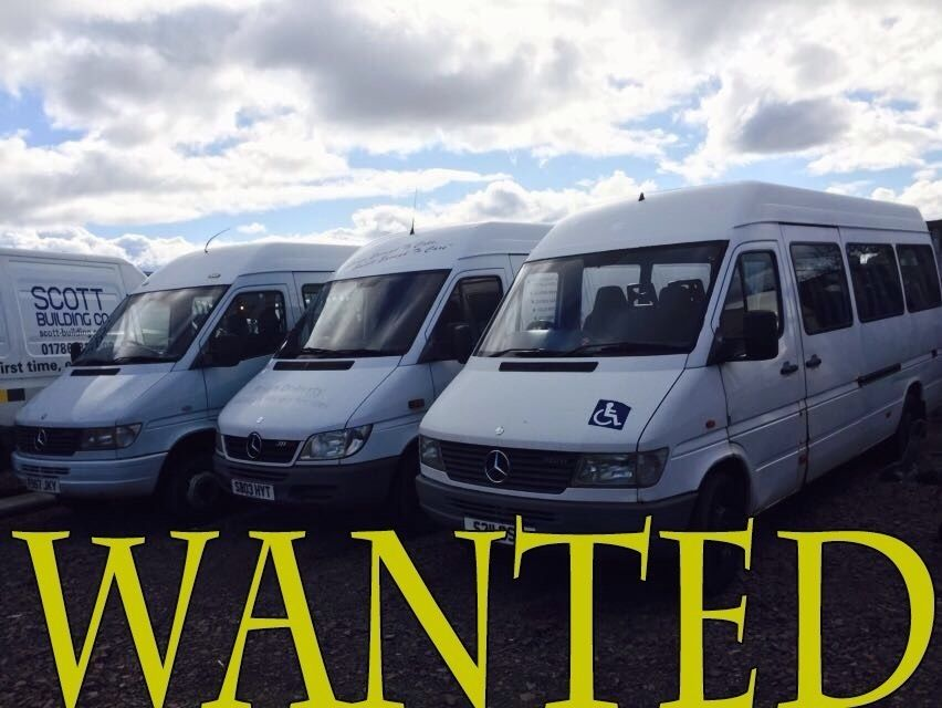 Fiat Ducato wanted!!!
