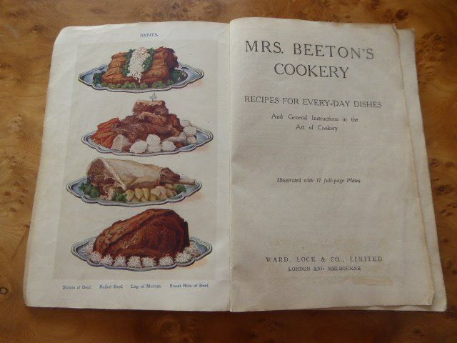 Mrs Beeton's Sixpenny Cookery (Mrs. Beeton - 1111) - Used - Collector's Item