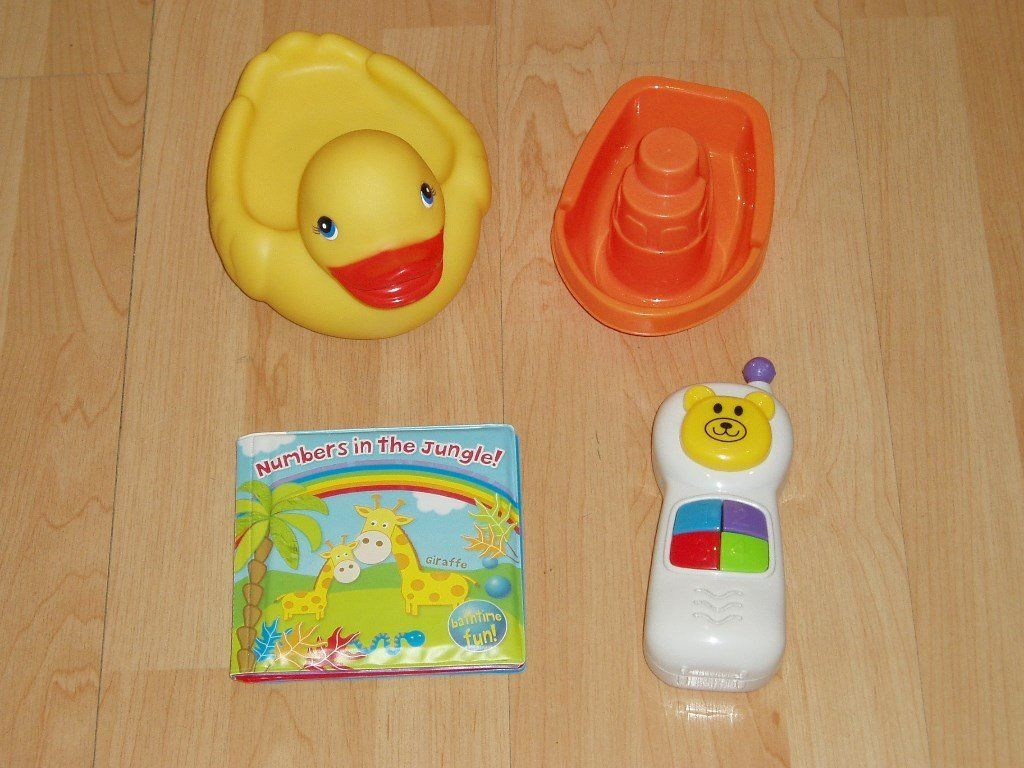 BABY BUNDLE - ASSORTED ITEMS - (B)