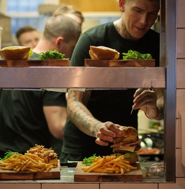 TriBeCa is recruiting chefs for our new venue Nr Broughton Street - Immediate Start!