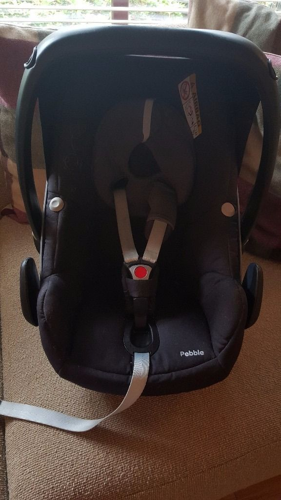 Maxi Cosi Pebble Group 0+ Car Seat