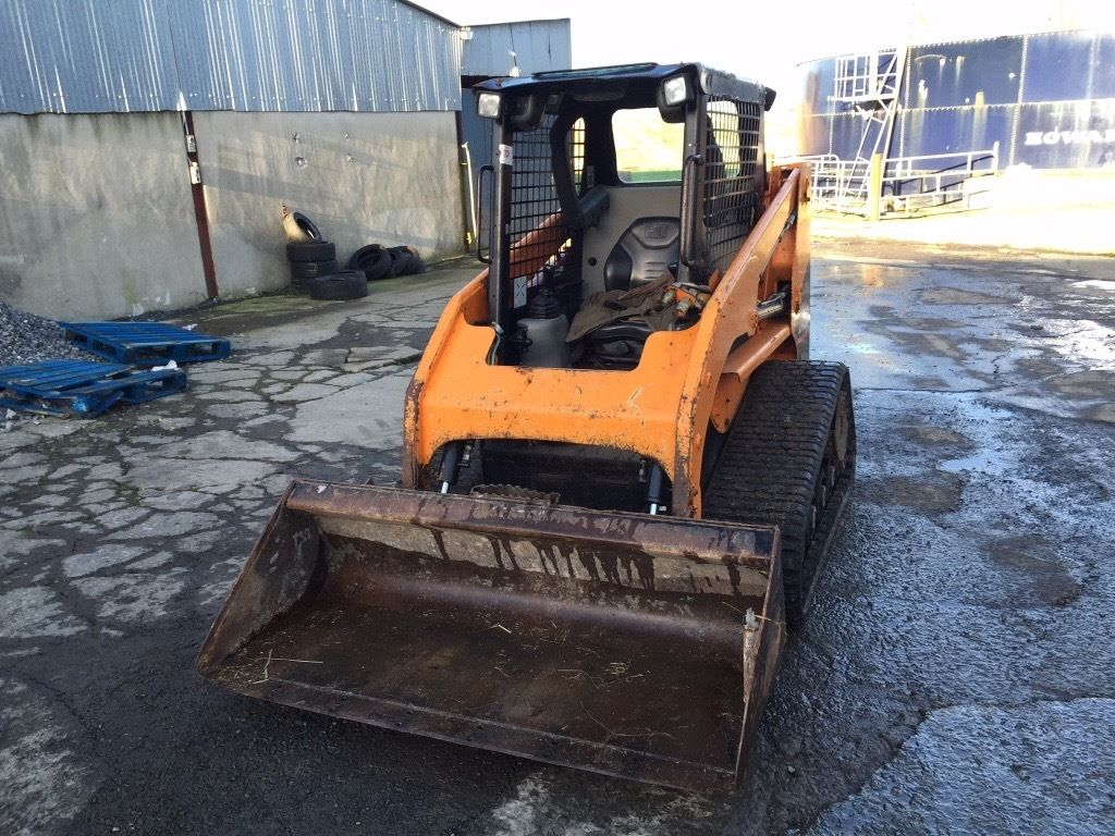 Skid steer caterpillar 247