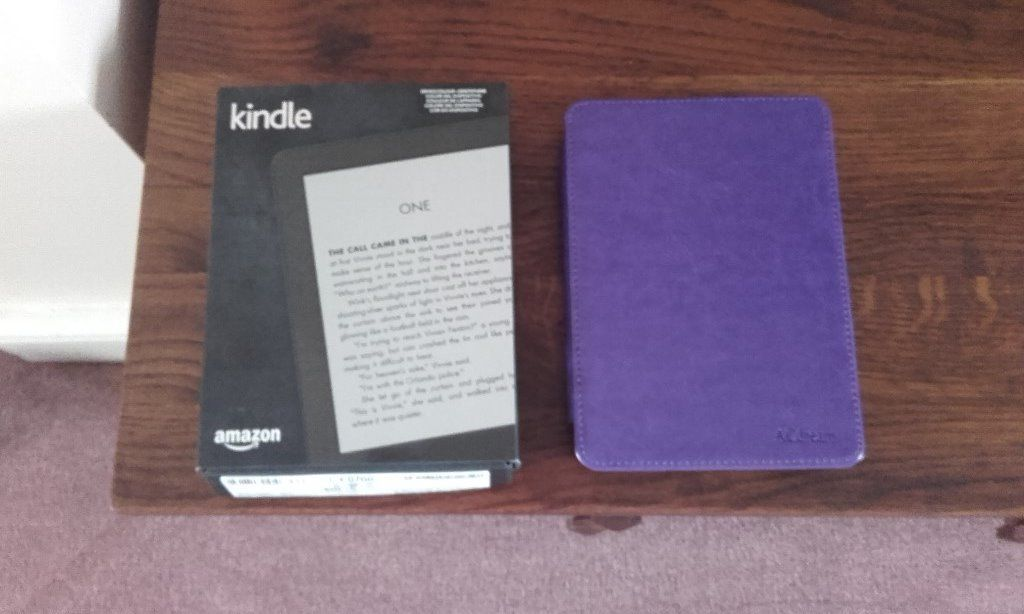 """6"""" kindle glarefree touch screen"""