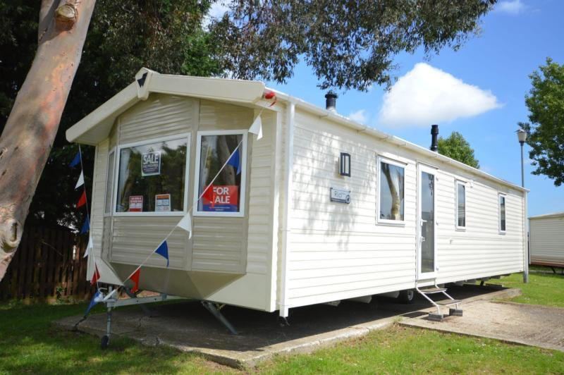 Static Caravan Steeple, Southminster Essex 2 Bedrooms 6 Berth Willerby Rio