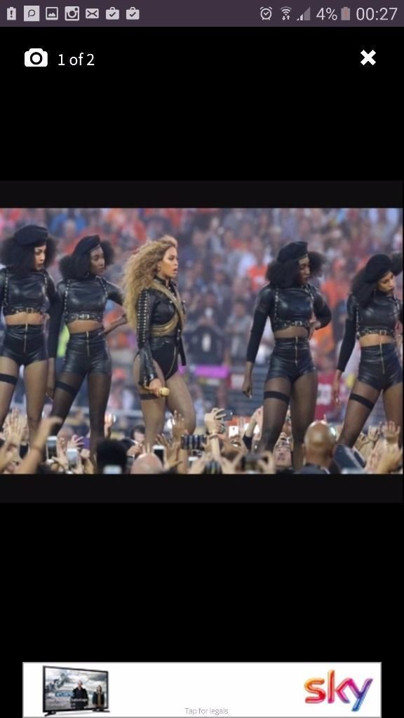 MAKE AN OFFER 2 good seats for beyonce concert cardiff 30th june