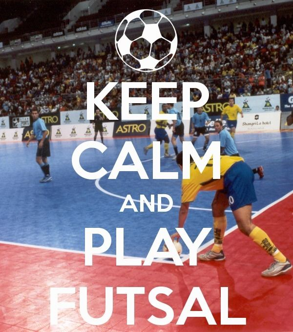 Keep Calm and Play Futsal - Looking for players