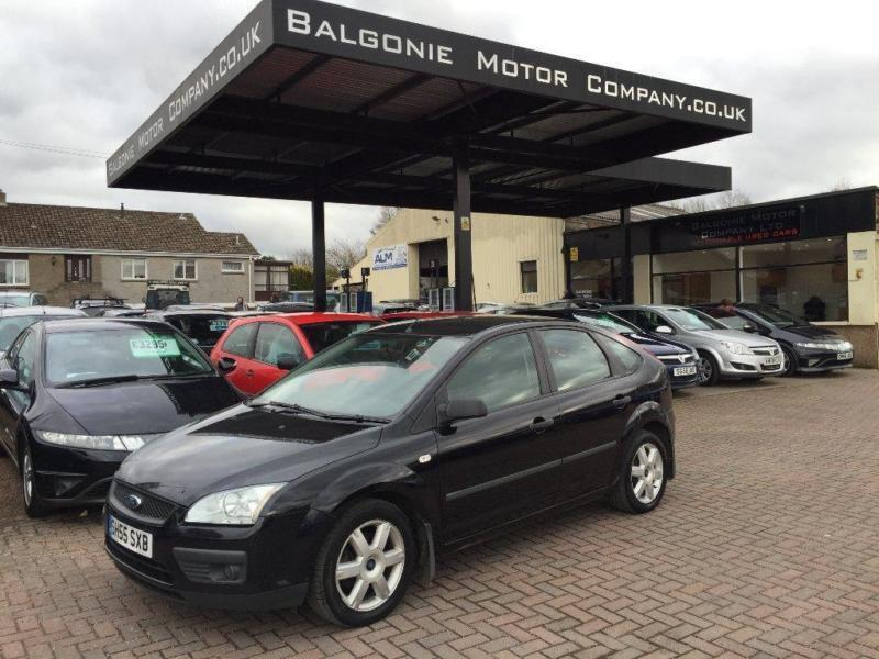 2005 Ford Focus 1.6 Sport 5dr