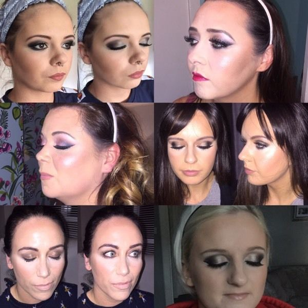 Freelance makeup Artist 'Edinburgh'