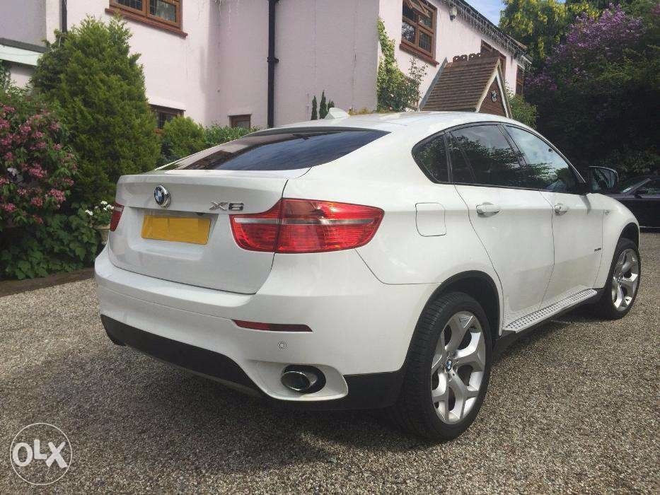 2013 63 BMW X6 3.0 XDRIVE30D 4D AUTO 241 BHP DIESEL*FSH*PART EX WELCOME*FINANCE AVAILABLE*WARRANTY*