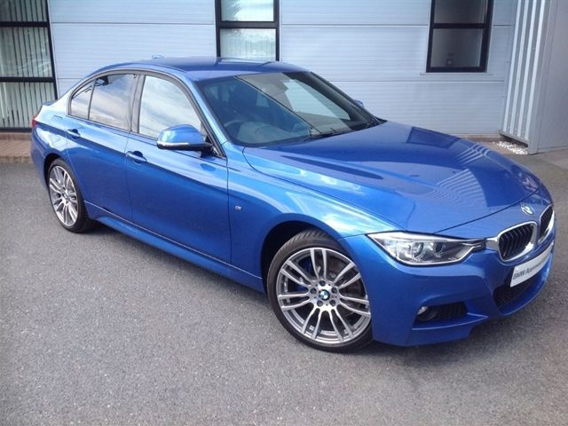 2014 14 BMW 3 SERIES 2.0 320D XDRIVE M SPORT 4D DIESEL *PART EX WELCOME*FINANCE AVAILABLE*WARRANTY*