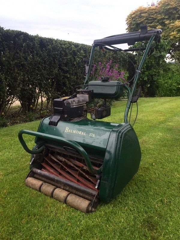 Atco Balmoral 17S Lawnmower