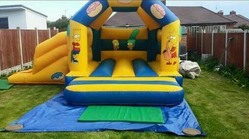 Bouncy castle business