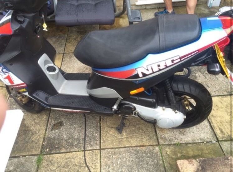 70cc NRG amazing condition fully working