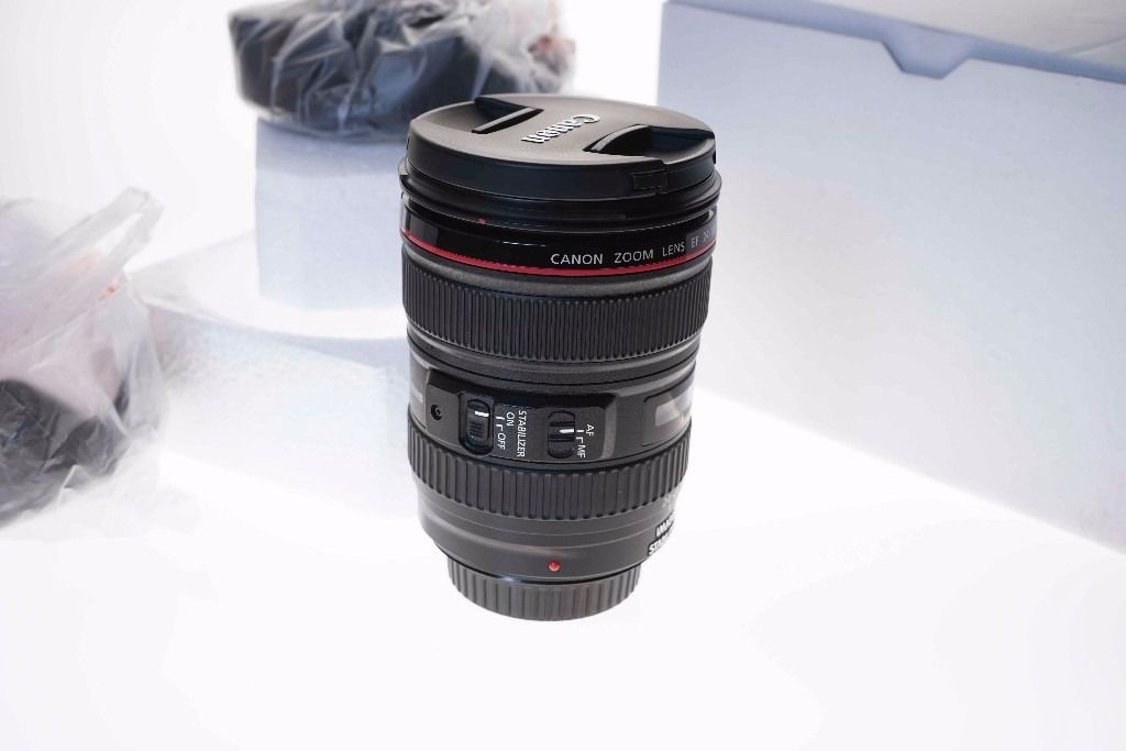 Canon 24-105 f4L IS USM Brand New