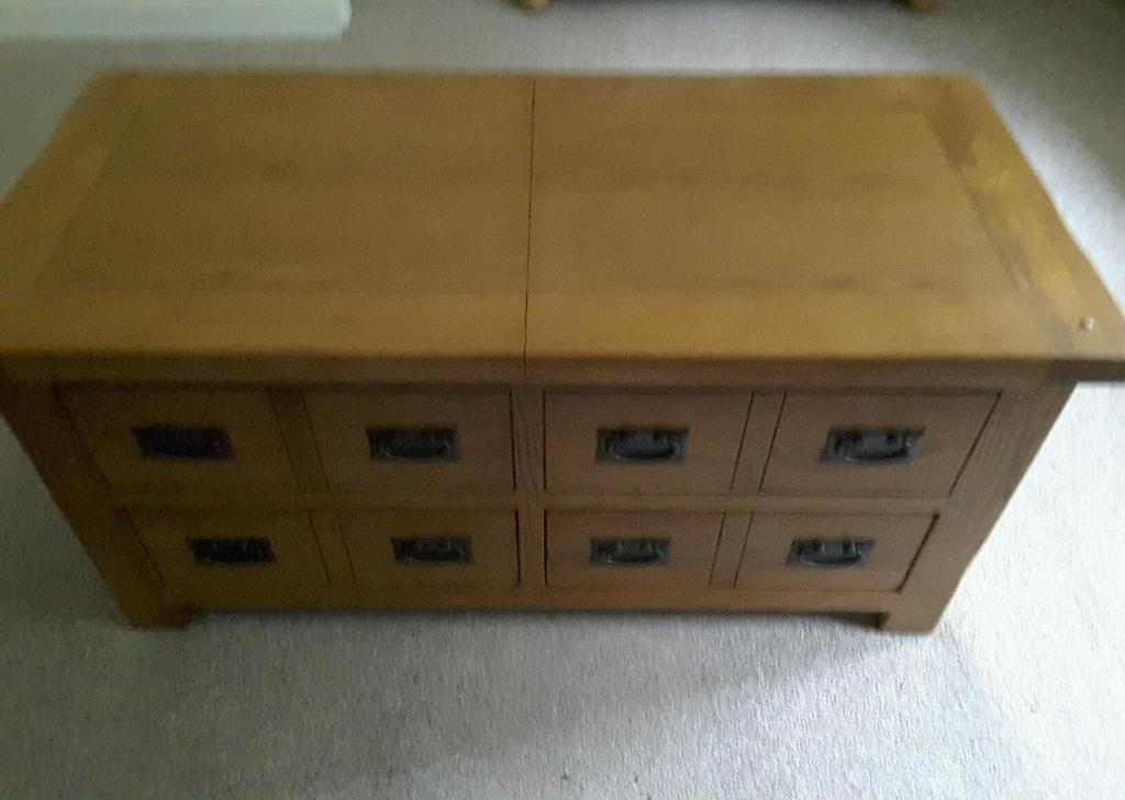 Toulouse Storage Coffee Table (Harveys Furniture Store)