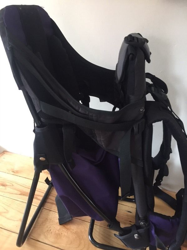 Baby carrier back pack