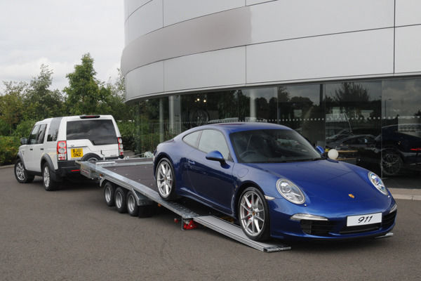 Professional Van and Car Transport Delivery & Recovery - All Ireland - Northern Ireland.