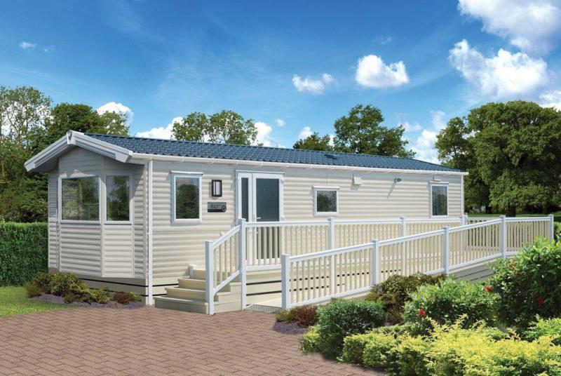 Static Caravan Nr Clacton-on-Sea Essex 2 Bedrooms 6 Berth Willerby Rio Premier