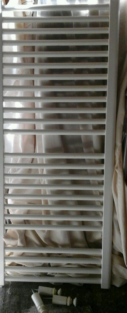 Towel heated rail / radiator