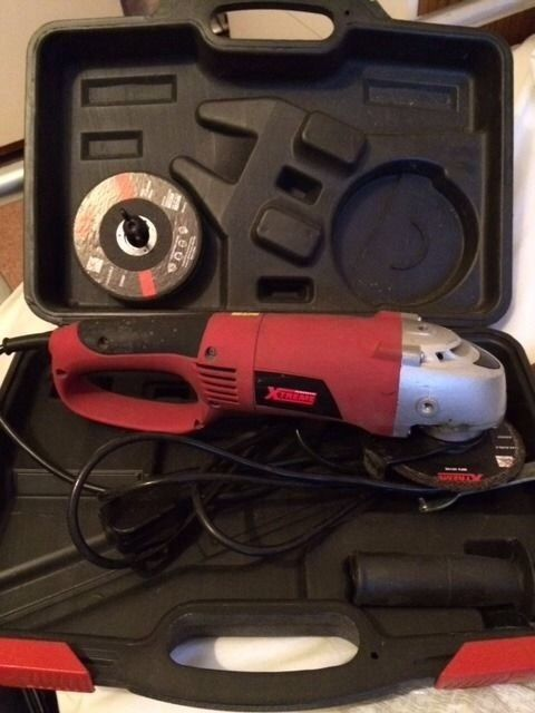 Xtreme angle grinder 115mm 1010w