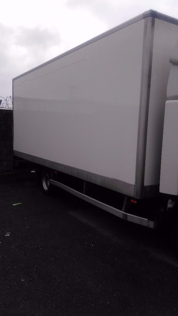LORRY 7.5 TONNE WITH DRIVER