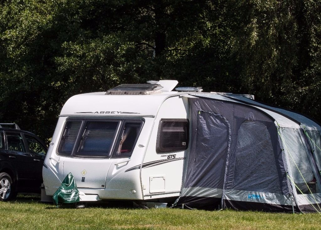 Abbey GTS 215, 2008 two berth tourer. Excellent condition inside and out, no children or pets