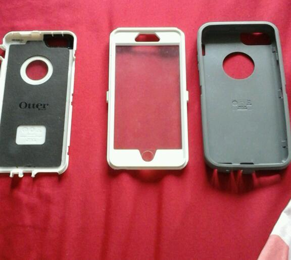 Otter box protective phone case