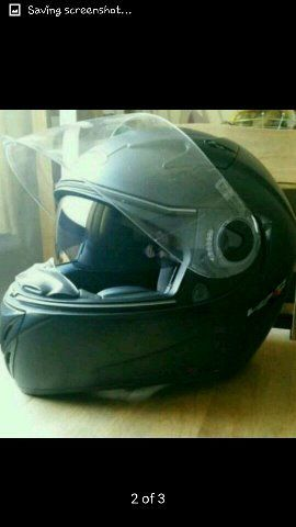 CABERG V2RR MATT BLACK HELMET MEDIUM